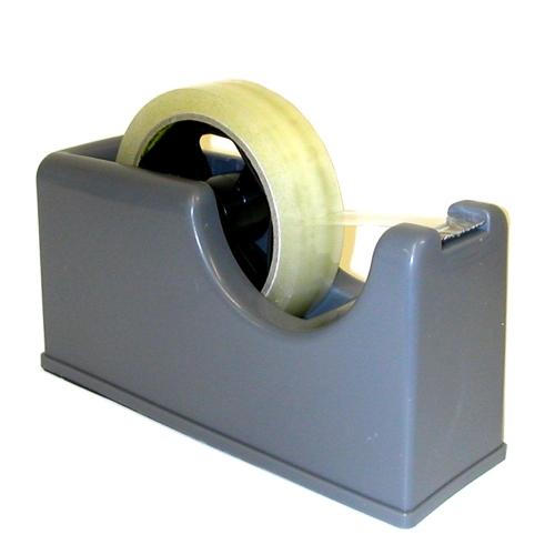 Details about Heavy Dual Core Sellotape 25mm Tape Desktop Dispenser